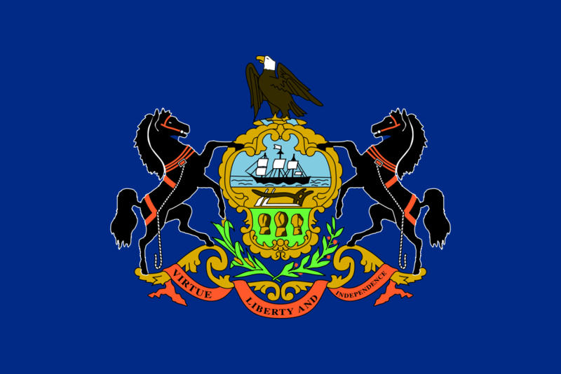 Soubor:Flag of Pennsylvania.png