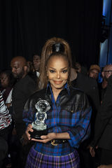 Janet Jackson na Radio Disney Music Awards 2018.