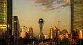 Astana golden hour-Flickr-2012.jpg