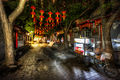 Dark Street with Lanterns in China-TRFlickr.jpg