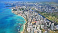 Aerial view of Waikiki and Honolulu-Flickr.jpg