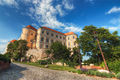 The other side of the Chateau in Mikulov-theodevil.jpg