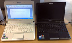 Asus Eee PC 900 a 901