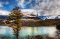 Stopping for Lunch at the Emerald Lake in the Andes.jpg