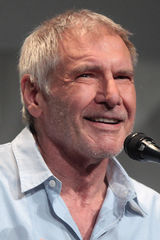 Harrison Ford na akci San Diego Comic Con International (2015)