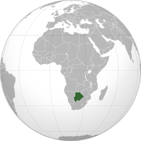 Botswana (orthographic projection).png