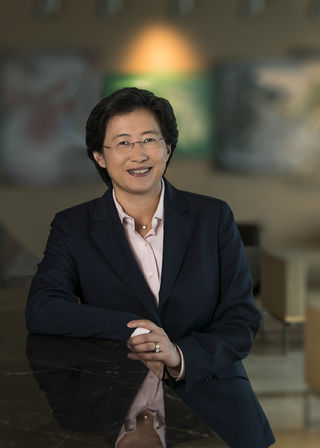Dr. Lisa Su – President and CEO AMD