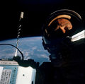 Buzz Aldrin self-photograph during Gemini 12 EVA (S66-62926).jpg