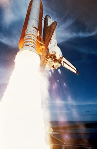STS 51-F launch (July 29, 1985)